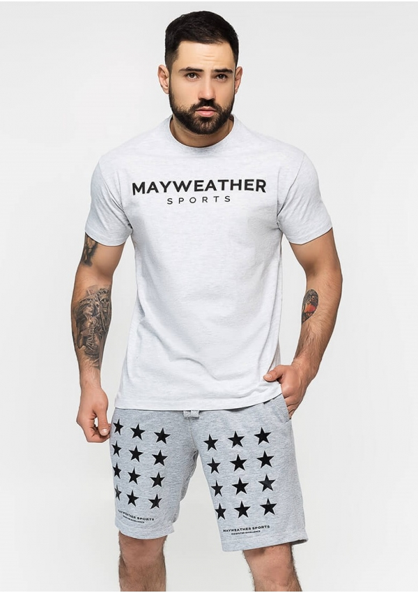 Комбо шорты+футболка  MWS